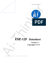 Ai Thinker Esp 12f Esp8266mod c82891