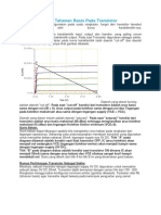 Cara Menghitung Tahanan Basis Pada Transistor