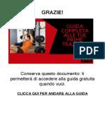 Guida Alle Trazioni Documento Di Accesso