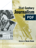 21st Century Joutrnalism in India ~ Nalini Ranjan.pdf