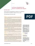 GinecoFEB2019caso4 Síndrome de Herlyn Werner Wunderlich