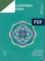 Anitei Mihai - Tratat de Psihologia Personalitatii