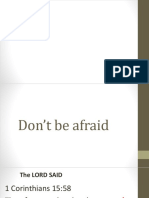 Don't be afraid.pptx