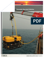 Subsea Remotely Operated Vehicles
