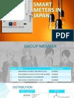 Smart Meters in Japan