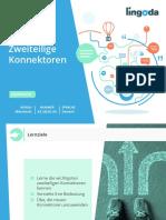 German Grammar Konnektoren