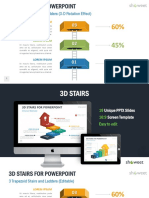3D Stairs Diagram Showeet(Widescreen)