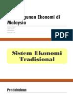 Pembangunan Ekonomi Di Malaysia