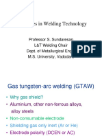 Advances in Welding Technology_Prof Sundesaran