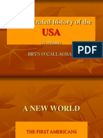 America - A New World (an Illustrated History of the USA)