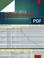 ISO 9001 Awareness Ama