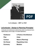 CORBU - Design Principles