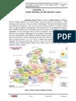 06. Socioeconomic Profile - Vidisha Sultania-pipalkheda-Salaiya Road
