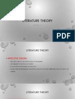 Literature Theory 1