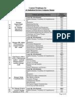 w Ssb Paper Composition