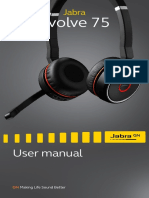 Jabra Evolve75 EN_manual RevB