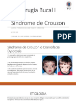 Sindrome de Crouzan CxB 1