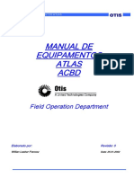 Manual de Equipamentos Atlas ACBD