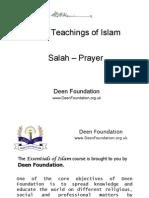 Basic Islam 19 - Latecomers Prayers