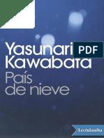 Dos Ensayos - Yasunari Kawabata