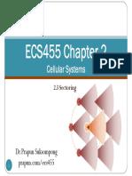 ECS455!2!3 - Sectoring