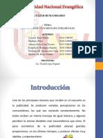 Diapositiva Actitudes y Mensajes Subliminales