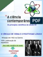 A ciência contemporânea.pptx