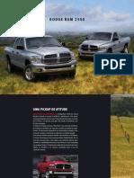 Catalogo Dodge Ram