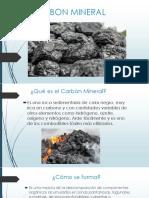 CARBON MINERAL Ciencias de Los Materiales (1)
