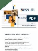 Mechatronics Design - Lesson 6