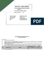 5] Format Penentuan KKM