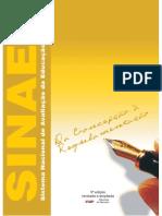 SINAES - Sistema Nacional de Avaliação da Educação Superior Da Concepção à Regulamentação 5a ed amp.pdf