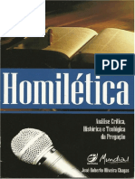 Homiletica Analise