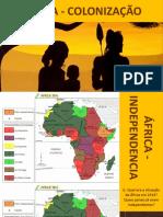 Africa Colonização 2