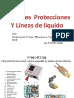 Controles y protecciones en instalaciones frigorificas