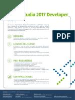Visual Studio 2017 Developer