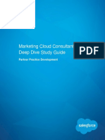 MC Consultant Cert Deep Dive