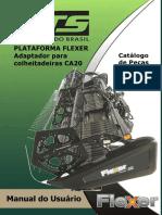 Catalogo PLATAFORMA SOJA FLEX GTS