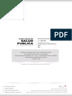 Antropologia y Salud Publica