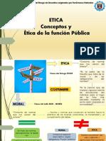 Modulo XI Etica Presentación