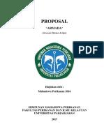 Proposal ARMADA 2016