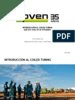 Introduccion Al Coiled Tubing CPVEN