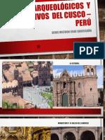 Sitios Arqueologicos y Atractivos Cusco Denis Cruz Qqueccaño