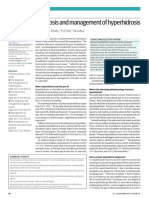 Hiperdiarosis Management