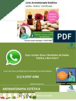 Aromaterapia Aula 1