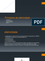 Princípios Da Eletricidade - Aula 02