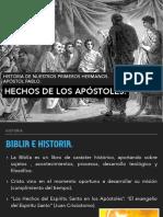 Historia del cristianismo primitivo. 1.