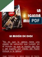 1. La Iglesia Misional.