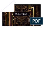 great gatsby quotes pp