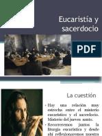 Eucaristía y Sacerdocio